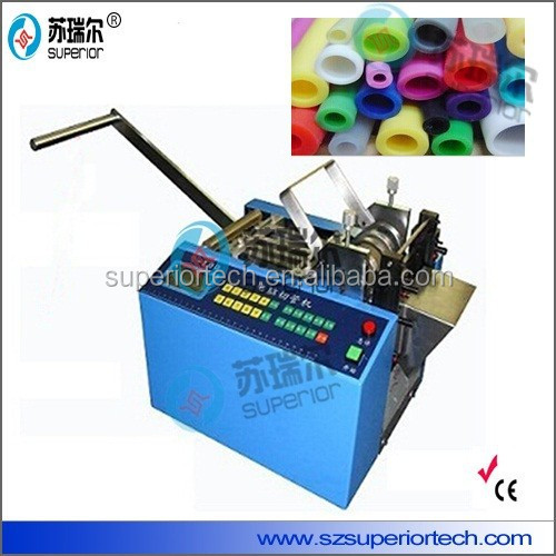 Rubber Band Tube Cutting Machine High Quality Manufacture price