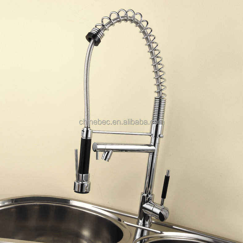 Pull Out Faucet Kitchen Faucet with One Handle