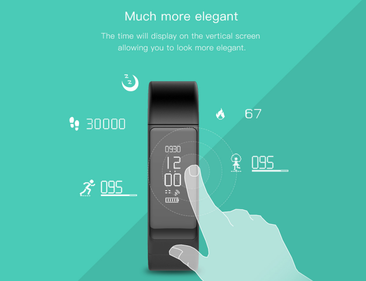Pedometer Waterproof Sport Smart Bracelet i5 Plus Smart band