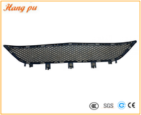 W212 AMG the center grill in the front bumper Auto Grille Front Bumper grille for Mercedes W212 AMG E Class NEW 2014~2015'YEAR