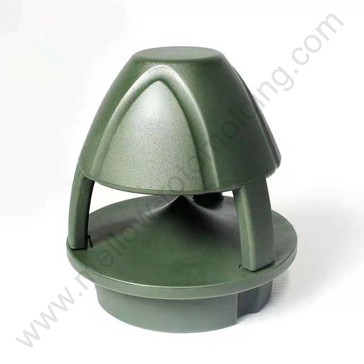 Rotomolding Garden Decoration Land Plastic/PE Loudspeaker Enclosure voice box