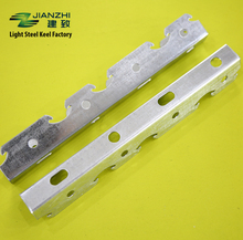 50mm width galvanized steel cassette keel ceiling hook channel