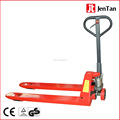 Hydraulic Pump Forklift Hand Pallet Truck With Rubber,Nylon,PU Wheel