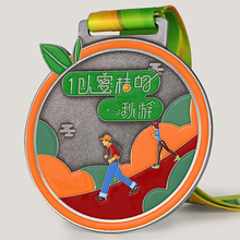 Cheap wholesale zinc alloy custom metal award sport design your own medal