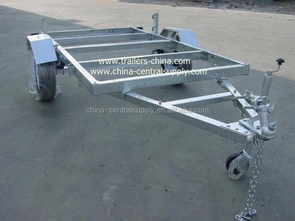 Factory Made Utility Cage/Box Trailer of High Quality for Sale