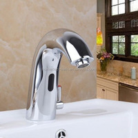 New arrival Hands Free Automatic Sensor Bathroom Basin Faucet Sink Tap for Wash Basin