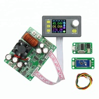 Ruideng DPS5020 50V 20A Adjustable Constant Voltmeter Ammeter power supply module Color LCD DC DC buck Converter