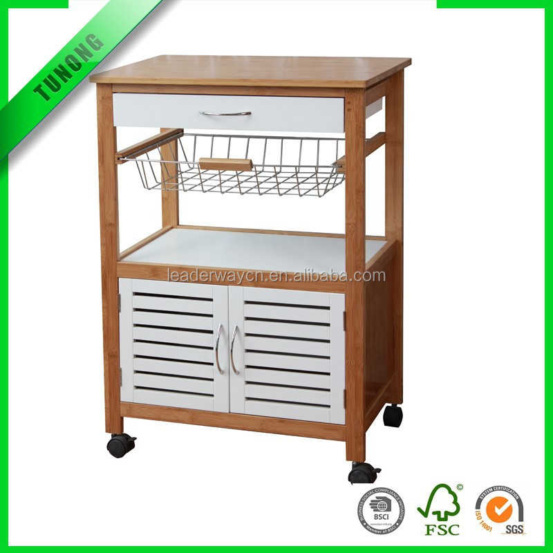 2015 Cheap Wooden Kitchen Trolley Prices With Baskets Buy Kitchen Trolley Kitchen Trolley