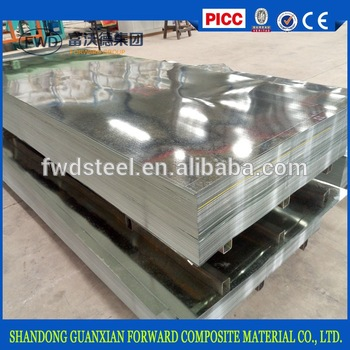 CR Galvanized steel sheet in coil GI Zinc sheet for construction, light industry, automobile