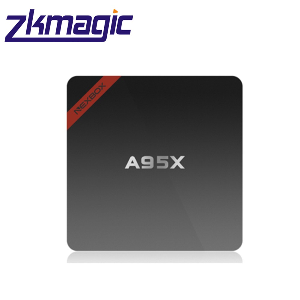 Amlogic S905X 1GB+8GB TV BOX High Speed 4K Ultra HD output Connect A95X B7N Quad Core 64Bit Android 6.0 TV Box