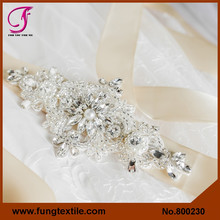 FUNG 800230 Wholesales Wedding Accessories Jeweled Wedding Belt