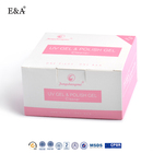 EA uv/led vernis à ongles 100 pcs tampon de polissage nail cleaner