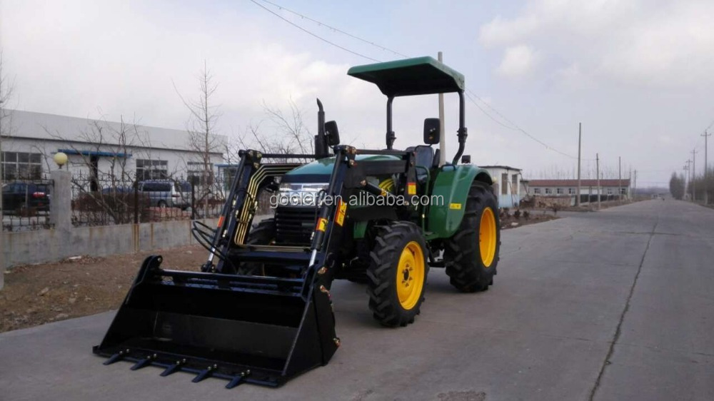 High quality <strong>CE</strong> qualified 4in1 bucket of Tractor Loader