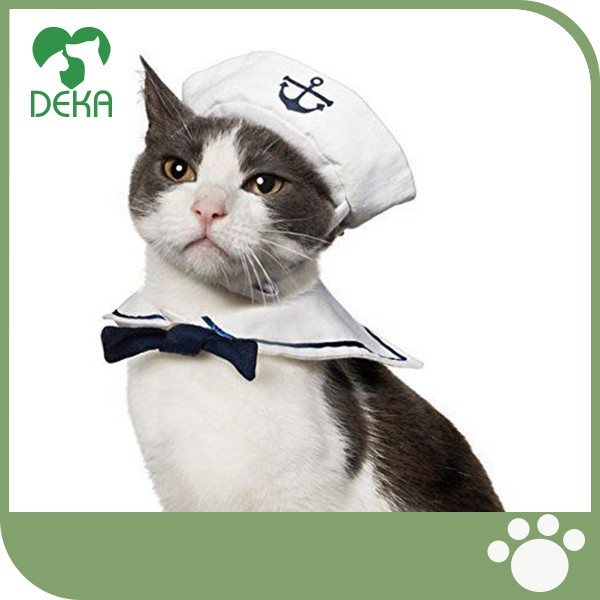 Hot selling Puppy and Cat Cosplay clothes sailor costume puppy clothes