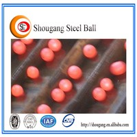 grinding machine used forged grinding steel ball for mining