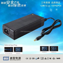 UL 12V4A AC POWER ADAPTER CHARGER for LED strip USA with FCC
