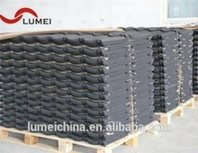 0.4mm sand coated steel metal roof tile for africa