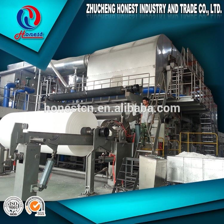 Cost of 2800mm Yankee Tissue Paper Making Machine, Tissue Paper Manufacturing Project Report