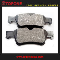 Top quality Brake Pads D986 For Mercedes Benz E-Class Brake Pads OE:0034205120