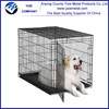 Foldable Dog Cage/Galvanized Pet Cage/Foldable Wire Dog Cage