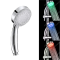 temperature sensor 3 colors shower room LD8008-A25