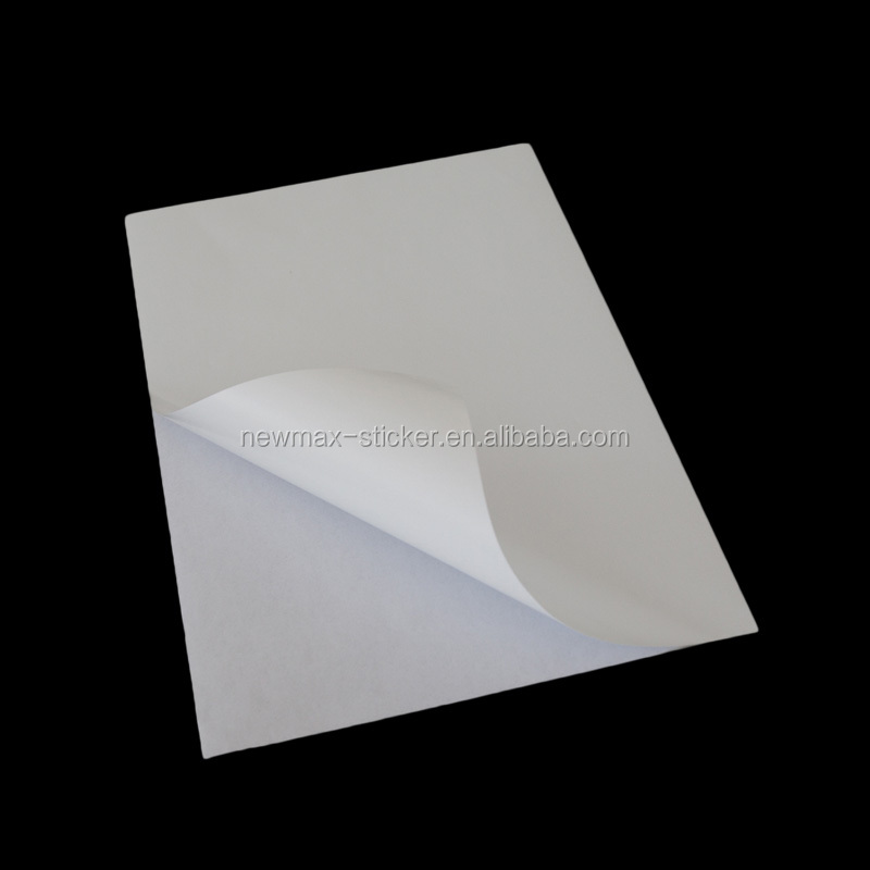 High Quality Packaging Label Security Sticker Self Adhesive Material