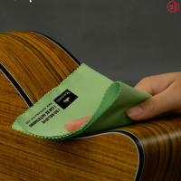 Nonwoven Wipe Guitar Cleaning Cloth