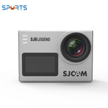 Hot! Christmas present Camcorder SJCAM SJ6 Legend EIS 4K@24fps interpolation Full HD Sports Action Cam Wifi Remote Control