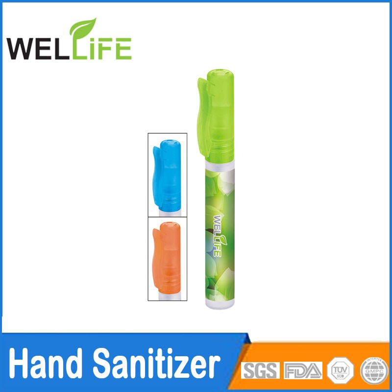 wholesale price high quality oem odm 10 ml promotion hand sanitizer spray