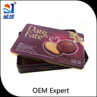 custom embossing and design food cans manufactures