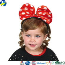 FJ brand cute kids headband bows baby headbands children party headdress