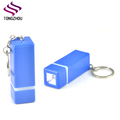 Promotion Gift plastic Keychain with LED Light