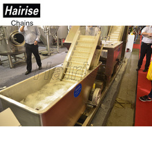 Hairise 20% cost saving dry cleaning conveyor for sale