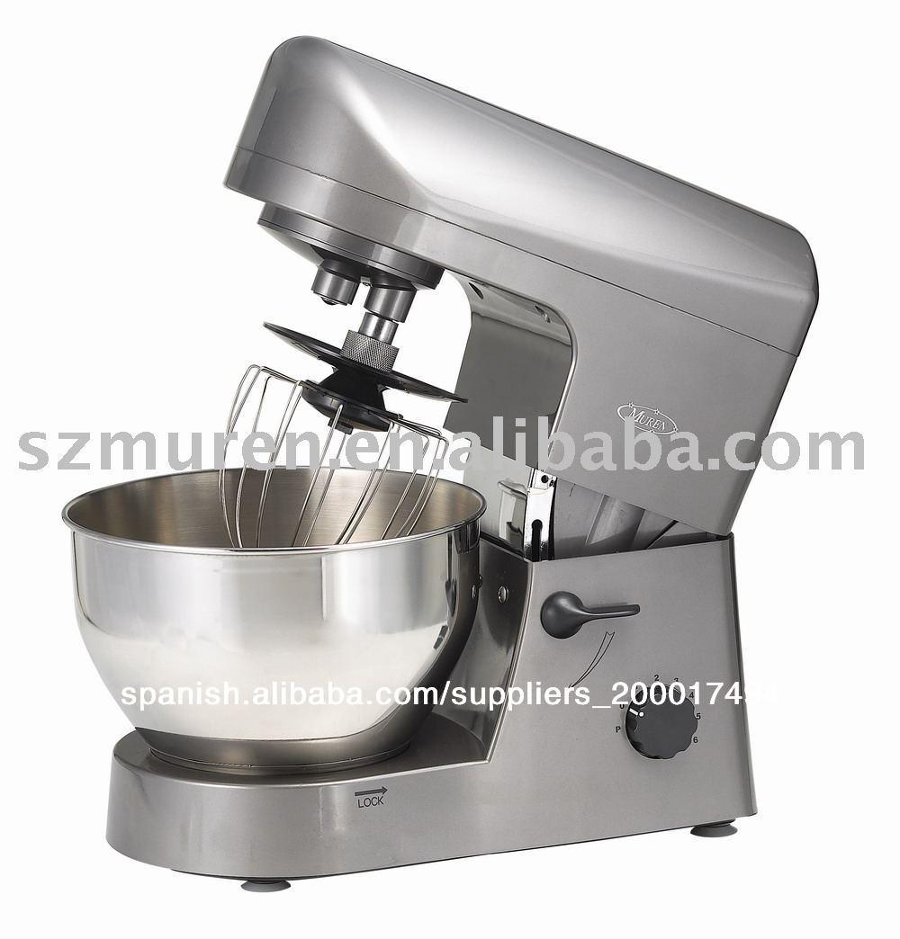 Soporte de amasar la masa de la m quina mezcladora robots for Robot de cocina para amasar