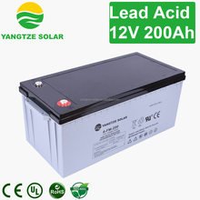 Deep cycle dry battery 24v 200ah
