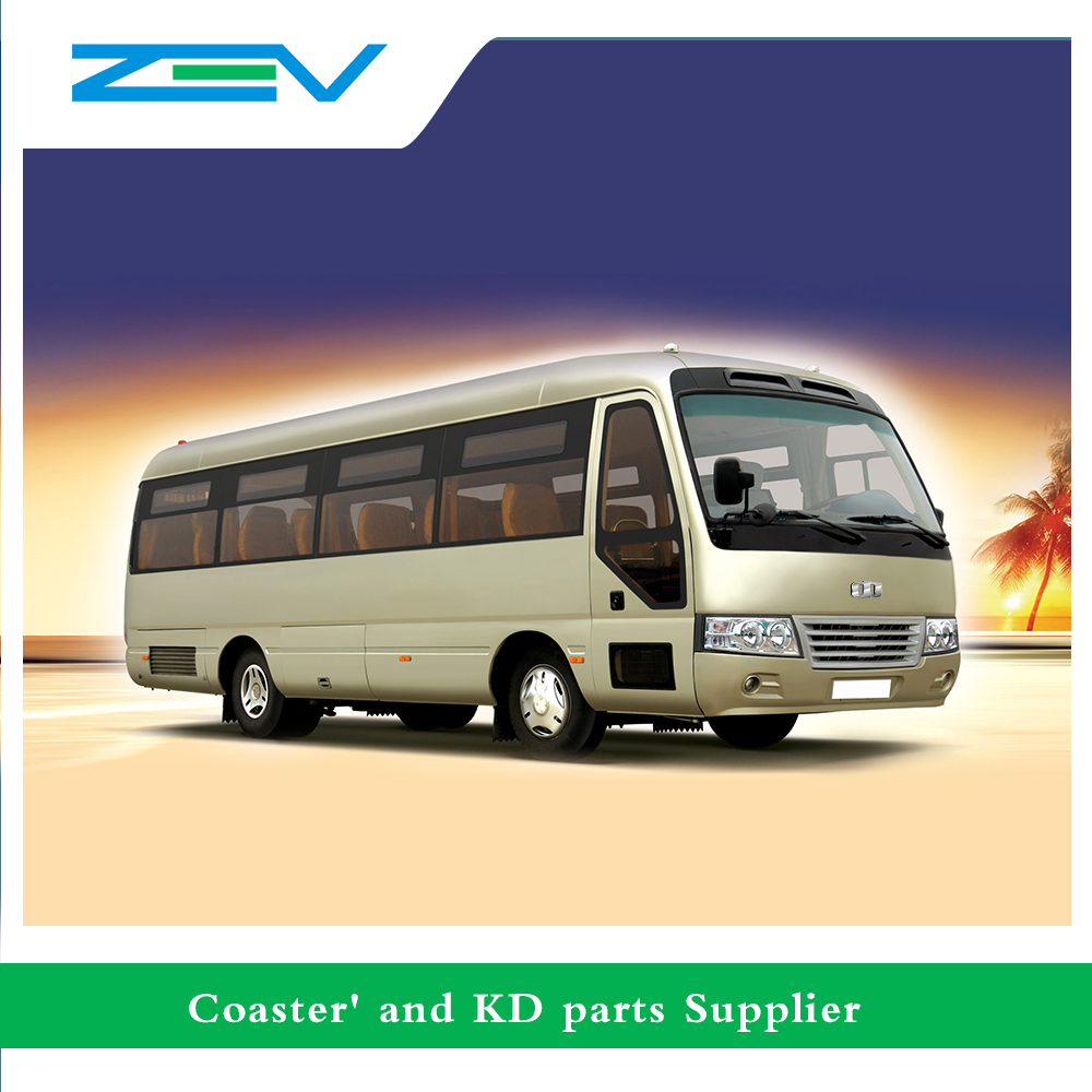 Mini bus price 8 meter toyota coaster bus 31 seater bus for sale