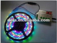 color changing rgb flexible led strip light
