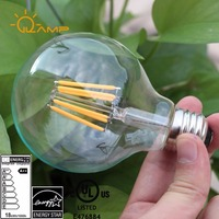 LED G80 Dimmable Led Filament Bulb