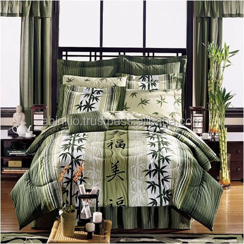 New design 100% Cotton King Size Bedding Set