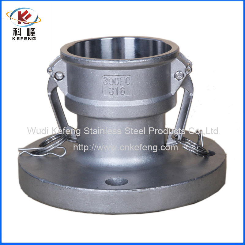 SS flange coupling FA
