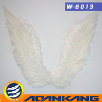 cheap feather angel wing for dancing party--China supplier w-8013
