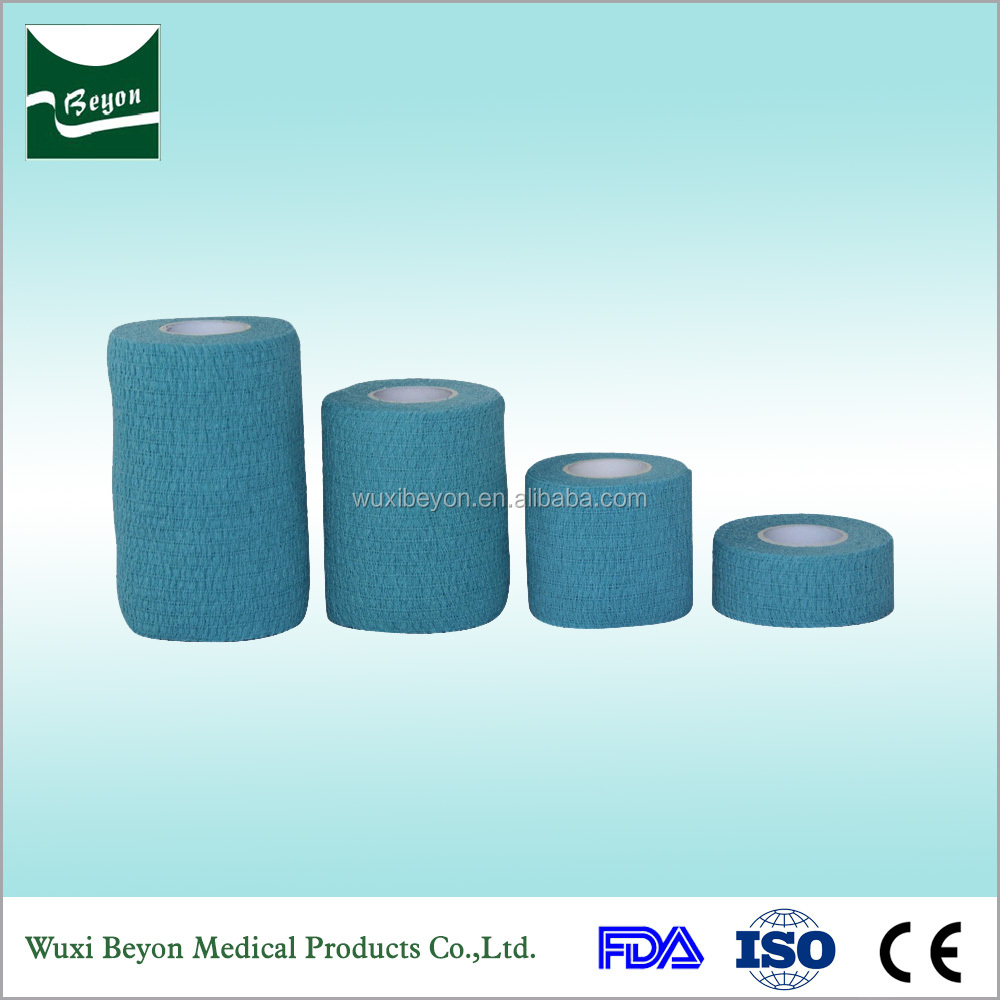 Best Sell Promotion super quality medical pro cohesive bandage on wholesale