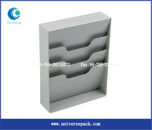 environmental paper packaging box with high quality glue