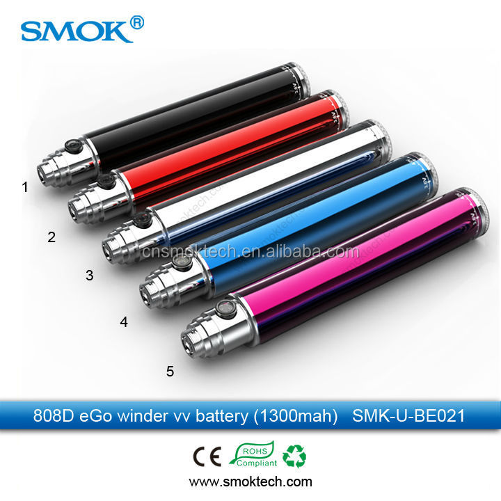 808 D/ 310 ego winder vv twist batery 1300 mah in promotion