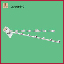 Fashion shop display equipments metal display hanger <strong>hooks</strong>