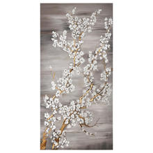Cheap Modern Decoration Flower Oil Painting Big Size