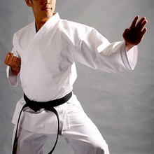 high quality White kids kimono karate uniform clothing for training