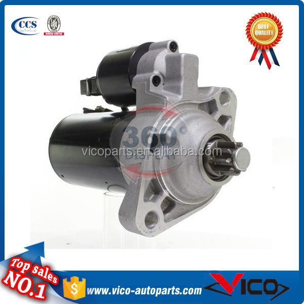 Volkswagen NEW BEETLE Starter With Top Quality,02A911023S,02A911024E