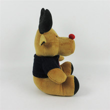 Good quality cheap price chinese animal reindeer plush toy manufacturers