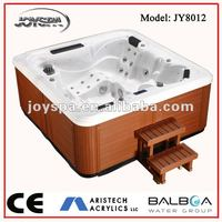 JY8012 Hot sale Balboa system home sex massage balboa spa prices